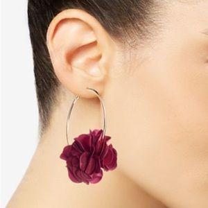 INC International Concepts | fabric flower hoops.